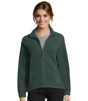 Ladies Zip Fleece