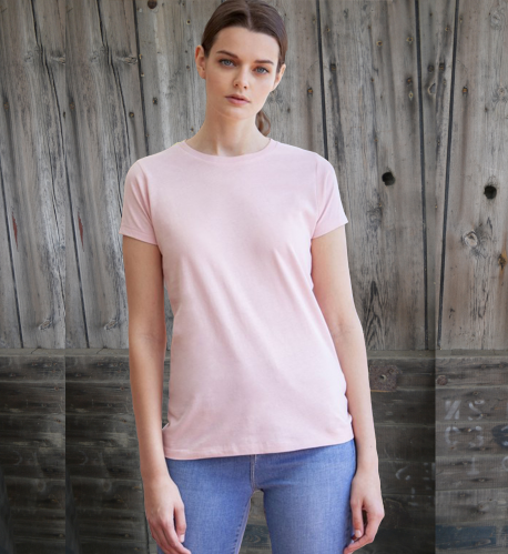 Your Brand Women's Peached Finish T