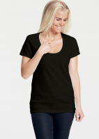 Fairtrade and Organic Ladies Round Neck T-shirt