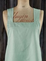 English Vintage Organic Denim Apron