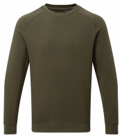 Men's organic crew neck sweatshirt