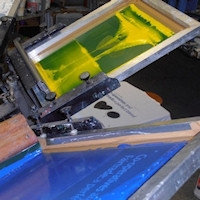 Screen Printing Your Logo